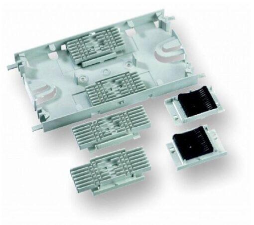Khay hàn quang Splice tray Commscope/AMP chính hãng