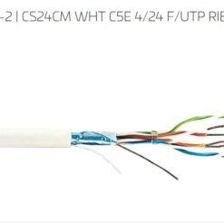 Cáp mạng Commscope Cat5e FTP chính hãng