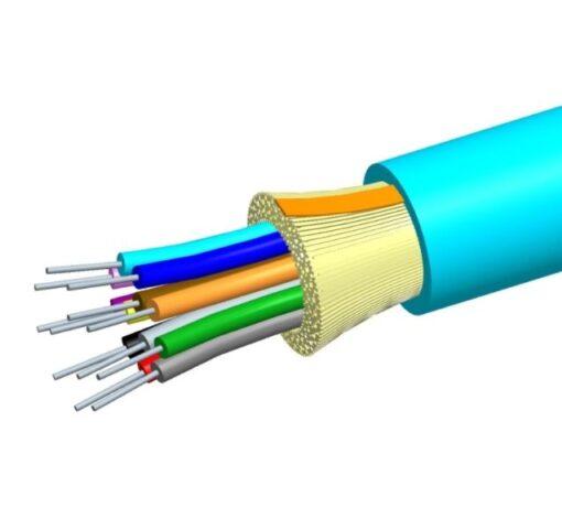 Cáp quang Fiber Cable 8 sợi OM3