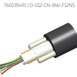 Cáp quang Commscope chính hãng 12 sợi OS2